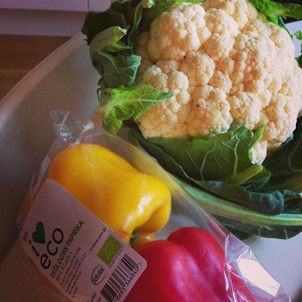 Lite mer av dagens inköp... #lchf #lchf10veckor #grönsaker #nyttigt